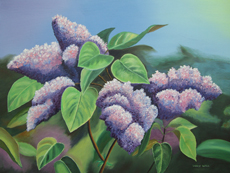 LILACS BY LARRY WALL
