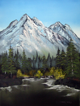 MOUNTAIN VALLEY Original Oil