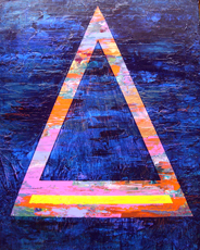 TRIANGLE Original Acrylic - 16