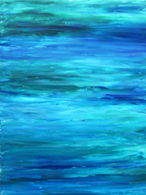 AQUA DEPTHS Original Oil - 9